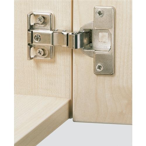 charni re invisible pour portes de r frig rateur 95 et 582 hettich hettich charni res. Black Bedroom Furniture Sets. Home Design Ideas
