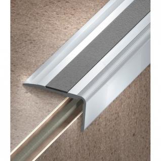 nez de marche en aluminium pour usage tertiaire int rieur mod le 3t bande pose en applique. Black Bedroom Furniture Sets. Home Design Ideas
