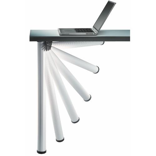 Pieds de table rabattables 705 50 click camar - Embout pied de table ...