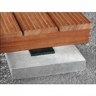 joints mousse isolant pads pour terrasse bois spax. Black Bedroom Furniture Sets. Home Design Ideas